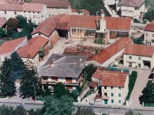 Imballaggi in Legno, Segheria Meneghini a Marano Vicentino Vicenza